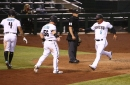 Christian Walker's double in 8th lifts Diamondbacks over Dodgers