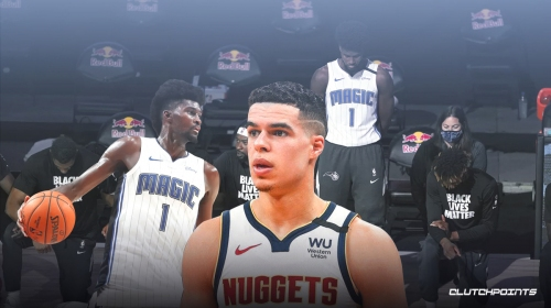Michael Porter Jr. supports Jonathan Isaac's national anthem decision
