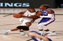Warren drops 53 on Sixers, Pacers win 127-121