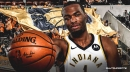 Pacers' T.J. Warren reacts to career-high 53-point game vs. Sixers