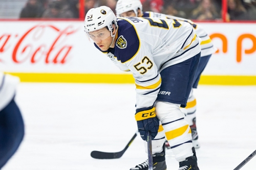Today in Hockey History: Buffalo Sabres Acquire Jeff Skinner