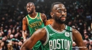 How Kemba Walker's knee responded to Celtics practice the day after a game