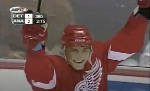Flashback: Sergei Fedorov scores his last goal with Detroit Red Wings (VIDEO)