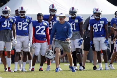 Bills taking every precaution possible to keep players, staff safe at their facility