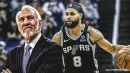 Spurs coach Gregg Popovich lauds Patty Mills for social justice work