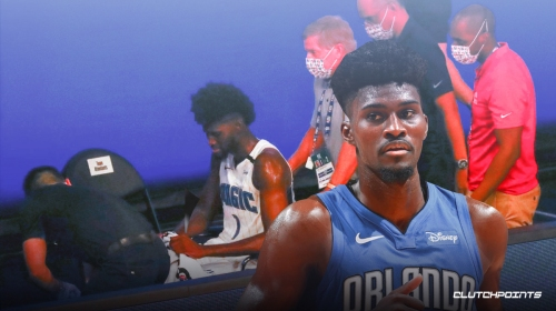 RUMOR: Jonathan Isaac could have ACL tear, Magic fears