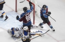 SPLIT-SECOND SHOCKER: Blues' return is smothered by Avalanche goal with 0:001 left