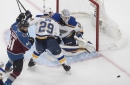 Blues notebook: Dunn gets into the game, draws good review