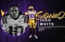 Better Know a Freshman: Josh White