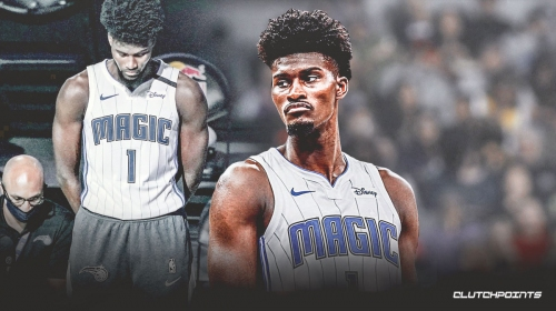 Report: Jonathan Isaac's Magic jersey sales soar to 2nd after 'standing' gesture