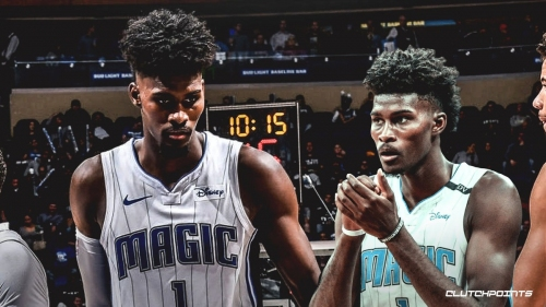 Magic's Jonathan Isaac makes bold vow after tearing ACL