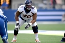 Broncos right tackle Ja'Wuan James opting out of season