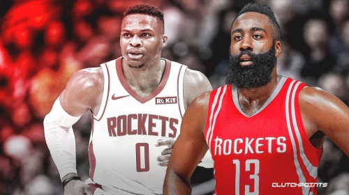 James Harden has revelation about chemistry with Russell Westbrook