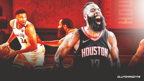 Put some respect on James Harden's defense
