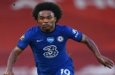 Arsenal favourites to sign Willian if he leaves Chelsea