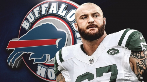 Bills sign former Jets lineman Brian Winters