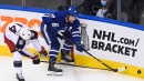 Maple Leafs Game 2 favourites on Tuesday NHL odds