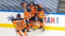Oilers turn lessons from Game 1 loss into complete performance in Game 2