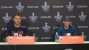 Embarrassed after Game 1, Oilers kept strategy simple for Game 2