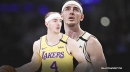 Alex Caruso doesn't want black teammates to be alone in their fight for justice