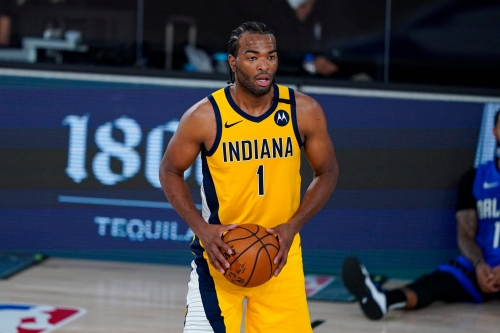 Pacers take on the Magic in the NBA bubble