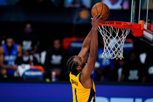 Indiana Pacers stay perfect in NBA restart with rout of Orlando Magic