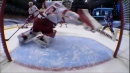 James Reimer receives standing ovation from Hurricanes after flurry of saves