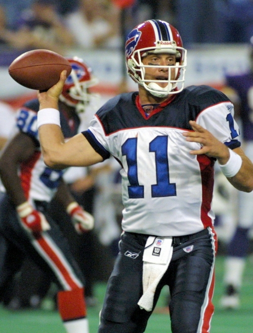Maiorana's Memories: New Bills QB Drew Bledsoe lit up the Vikings in 2002 OT thriller