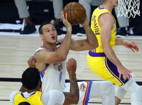 Recap: Poor Shooting Plagues Lakers In Loss To Thunder