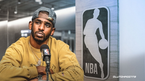 Chris Paul speaks out on NBA, NBPA's new $300,000,000 foundation