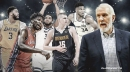 Nikola Jokic 'maybe the best big man passer' in the NBA, per Gregg Popovich