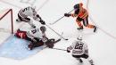 Oilers' Tyler Ennis leaves vs. Blackhawks and won't return