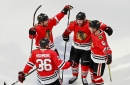 Pair of late goals help Chicago stun Edmonton to take control of series