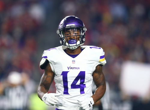 Stefon Diggs is ready to get after it with Josh Allen and the Bills offense