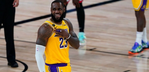 LeBron James Says NBA Isn't 'Sad' About Possibly Losing Donald Trump As A Viewer