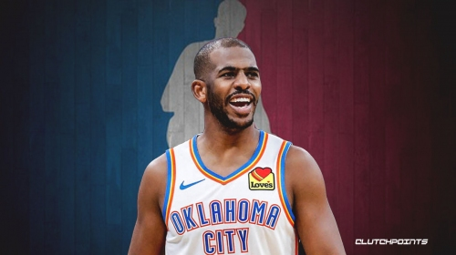Chris Paul admits insulting preseason playoff odds is what fuels OKC