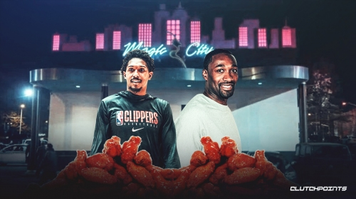 Gilbert Arenas rips Clippers' Lou Williams for going to Magic City for wings