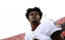 Ravens star Lamar Jackson cried when he saw his 'Madden' cover: 'It's unreal'