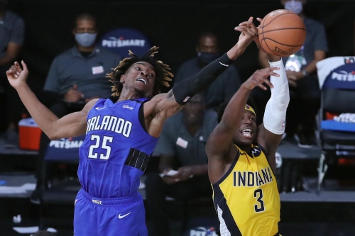 Magic have playoffs within grasp as 76ers await