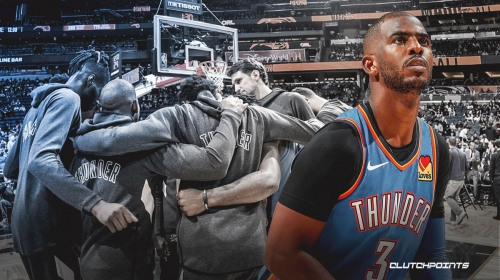 Chris Paul can't stop talking about the playoffs