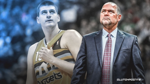 Why Nikola Jokic was held out late vs. Blazers, per Nuggets coach Michael Malone