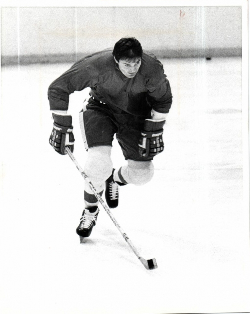 In 1963, Detroit Red Wings' made their first draft pick in history: Pete Mahovlich