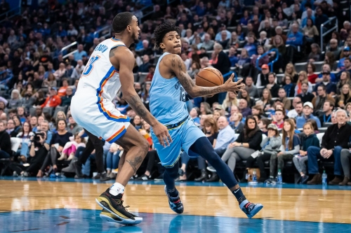 Memphis Grizzlies vs. Oklahoma City Thunder Game Preview