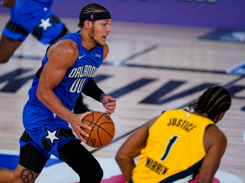 Aaron Gordon out as Magic look to clinch playoff berth with win over 76ers