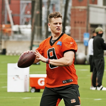 Bengals QB Joe Burrow didn't watch Tiger King, but he paid attention to NFL's Top 100