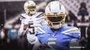 Tyrod Taylor embracing challenge of competing for Chargers' starting quarterback role
