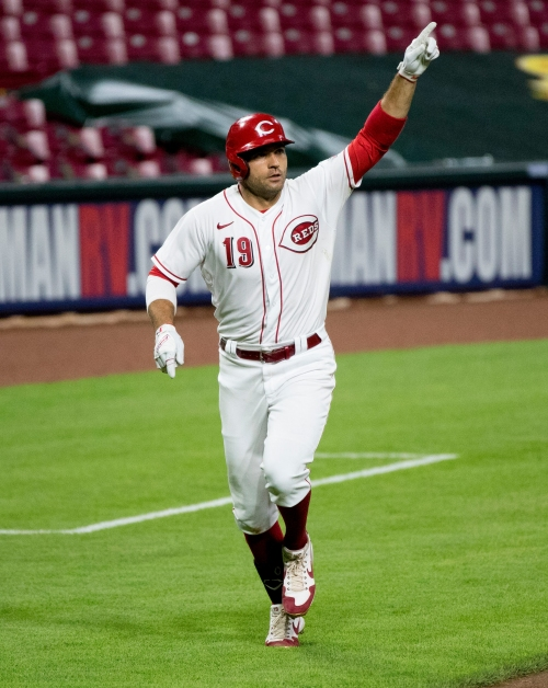 Cincinnati Reds run out a different lineup Friday, but David Bell says it's not a shakeup