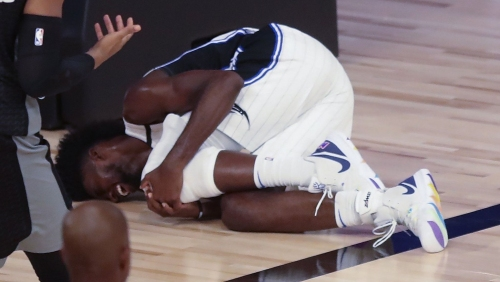 Jonathan Isaac has successful surgery on torn ACL