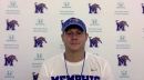 Memphis football coach Ryan Silverfield details first day of fall camp