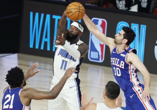 Magic stumble against 76ers, miss chance to clinch playoff berth